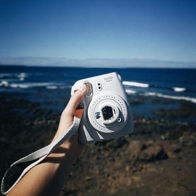 Kamera & Foto - Fuji Instax Mini 9 Sofortbildkamera
