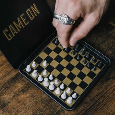 Reise Gadgets - Magnetisches Reise Schach