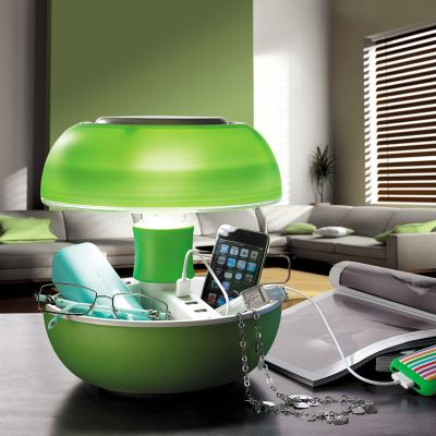 Home Gadgets - JOYO Tischlampe mit USB-Ports