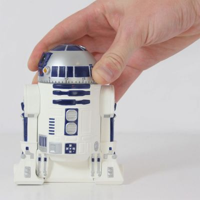 Film & Serien - Star Wars R2D2 Eieruhr