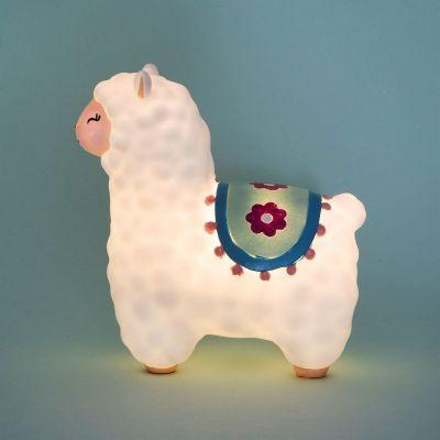 Weihnachtsgeschenke für Kinder - Mini Lama Nachtlicht