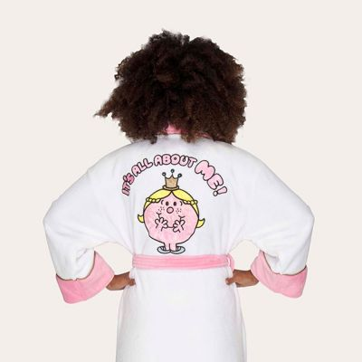 Kleidung & Accessoires - Little Miss Princess Bademantel