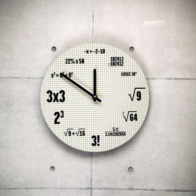 Exklusive Uhren - Mathematik Uhr