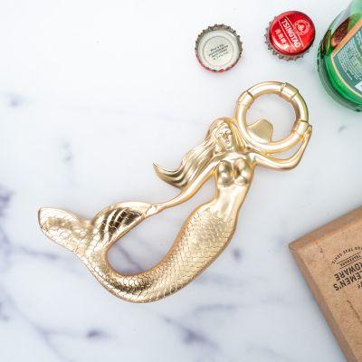 Bar Accessoires - Flaschenöffner Meerjungfrau