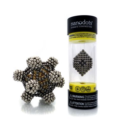 Geburtstagsgeschenk zum 50. - Nanodots Magnetkugeln