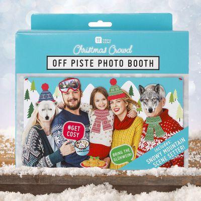 Wichtelgeschenke - Off Piste Foto-Kit für Weihnachten
