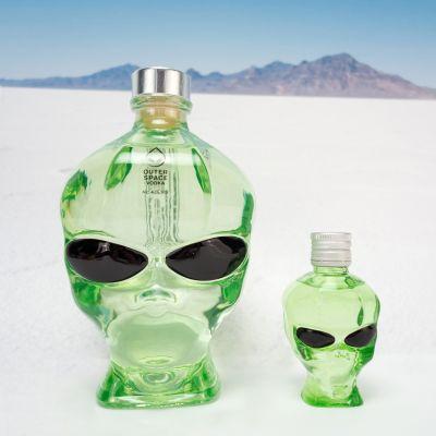 Geschenke für Männer - Outerspace Vodka - Ausserirdischer Wodka