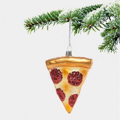 Deko - Pizza Christbaumschmuck