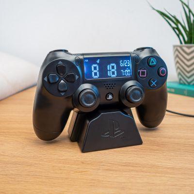 Weihnachtsgeschenke für Freund - PlayStation Controller Wecker