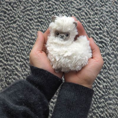 Wohnen - Erwärmbares Mini Lama