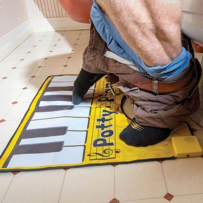 Badezimmer - WC Klavier-Vorleger