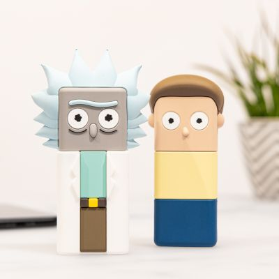 Rick and Morty Powerbanks