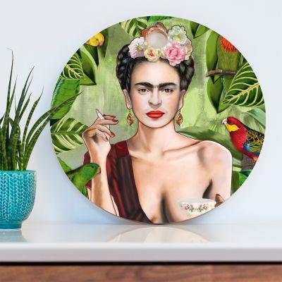 Exklusive Geschenke aus Holz - Frida Schneidebrett