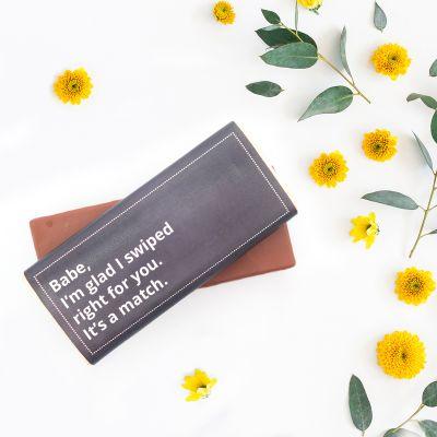 Vatertagsgeschenke - Personalisierbare Schokolade