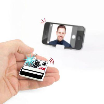 Handy Gadgets - Selfieme - Selfie Auslöser-Set mit Bluetooth