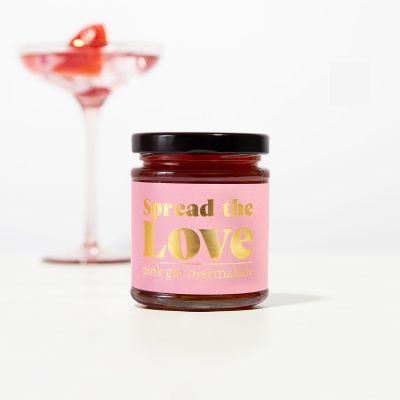 Essen & Trinken - Pink Gin Marmelade