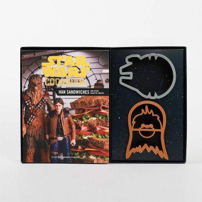 Bücher - Star Wars Kochbuch mit Sandwich-Formen