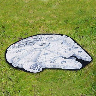 Draussen - Star Wars Millenium Falke Picknick-Decke
