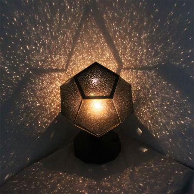Valentinstag Geschenke für Männer - DIY Sternenhimmel Projektor