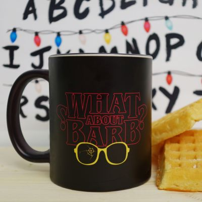 Film & Serien - What About Barb - Temperaturempfindliche Tasse