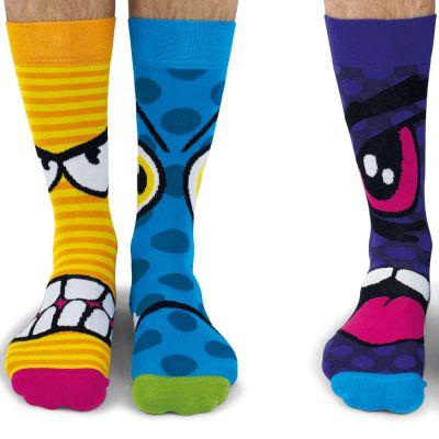 Kleidung & Accessoires - Stress Heads Socken