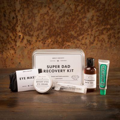 Weihnachtsgeschenke für Papa - Super Daddy Erholungs-Set