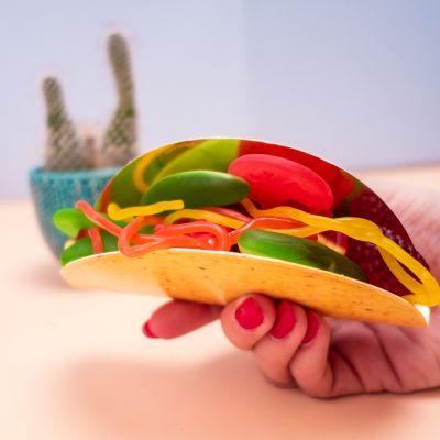 Essen & Trinken - Fruchtgummi Taco