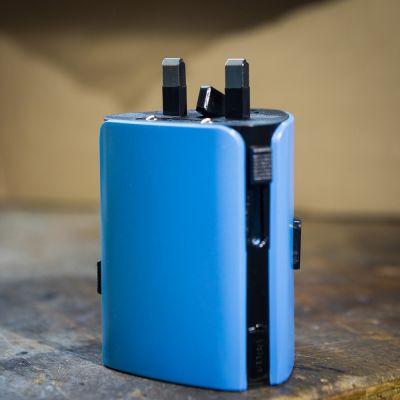 Reise Gadgets - Reiseadapter mit USB