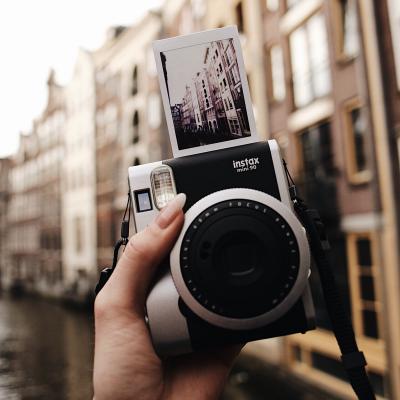 Kamera & Foto - Fuji Instax Mini 90 Sofortbildkameras