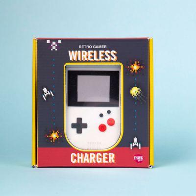 Gadgets - Drahtloses Ladegerät Retro Gamer
