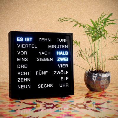 LED Word Clocks - Deutsch