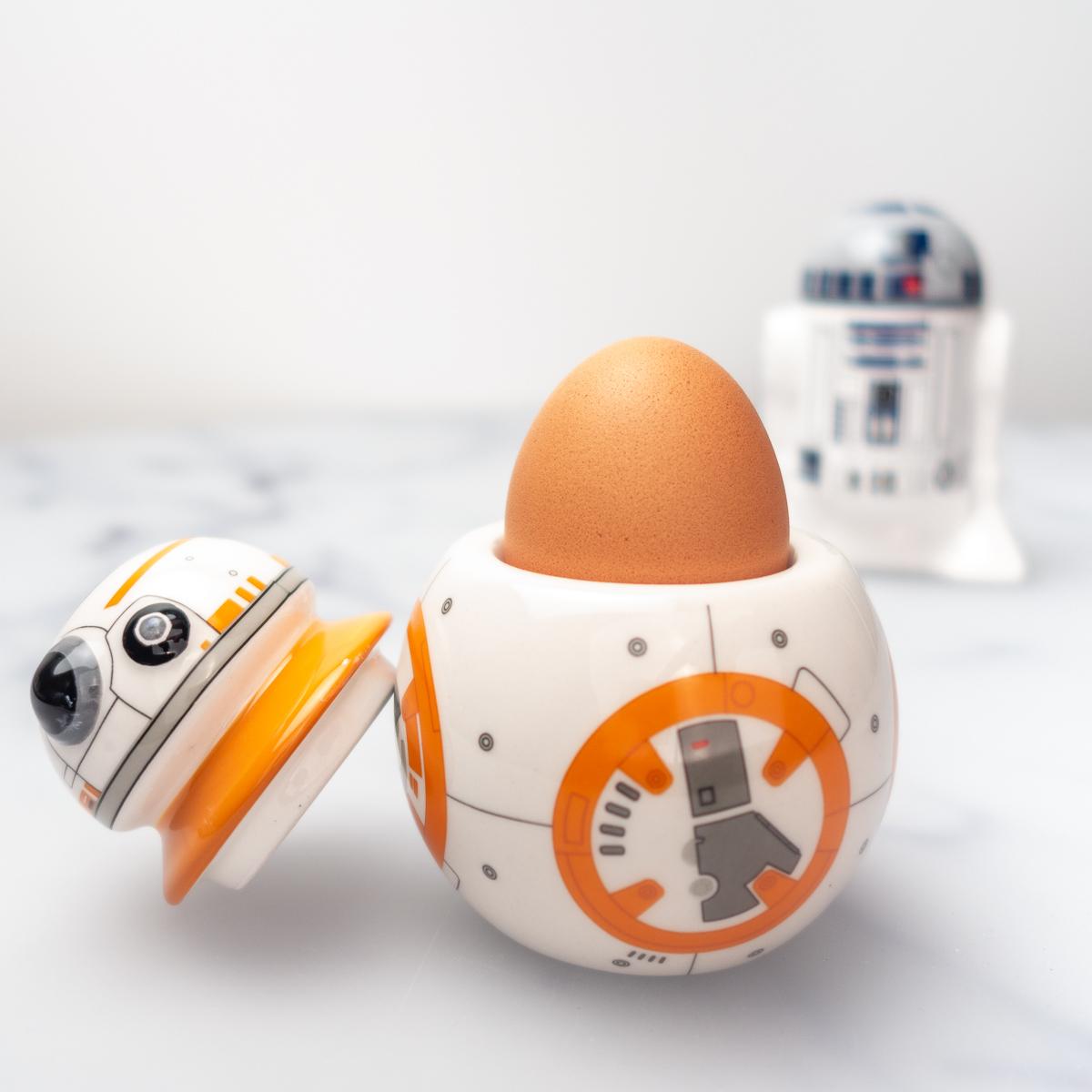 Image of Star Wars Eierbecher-Set BB-8 und R2D2