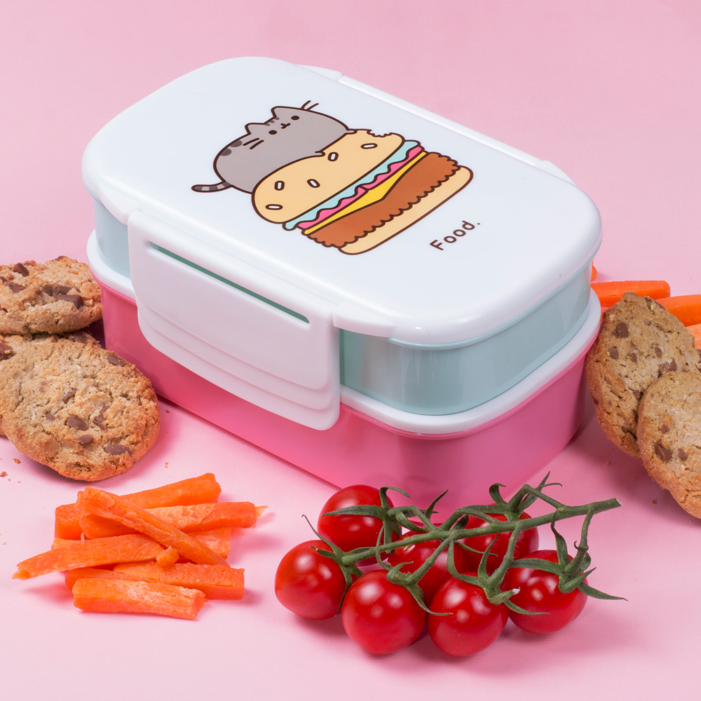 Image of Pusheen Lunch Box Set