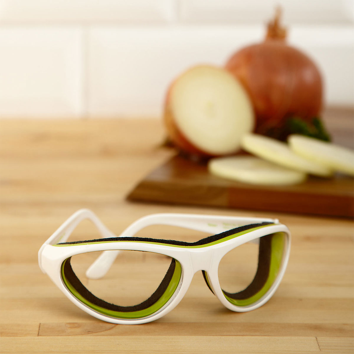 Zwiebelbrille Onion Goggles